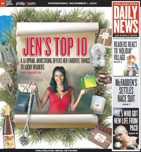 Cover Article - Jenice's Favorite Things